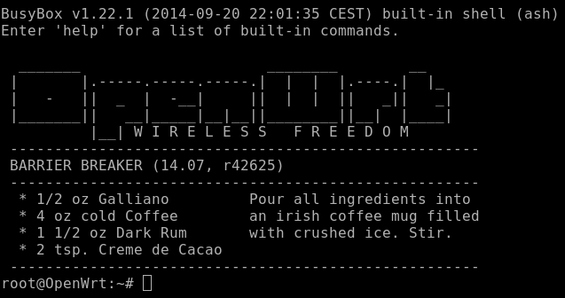 Can't Connect to LuCi After OpenWrt Upgrade - Solution